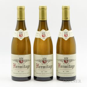 Chave Hermitage Blanc 2004, 3 bottles