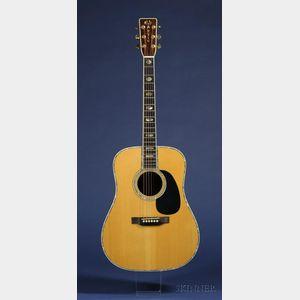 American Guitar, C.F. Martin & Company, Nazareth, 1969, Model D-45