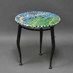 Design Impact Tile-top Occasional Table
