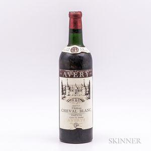 Chateau Cheval Blanc 1959, 1 bottle