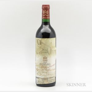 Chateau Mouton Rothschild 1993, 1 bottle