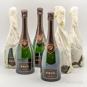 Krug 1996, 6 bottles (oc)