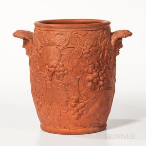 Wedgwood Terra-cotta Wine Cooler