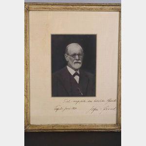 Freud, Sigmund (1856-1939)