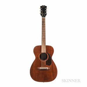 Guild M-20 Acoustic Guitar, 1961