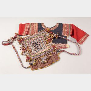 Two Southeast Asian Tribal Items