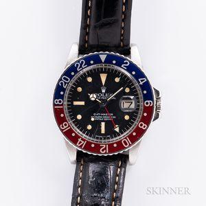 Rolex GMT Master Reference 1675 Wristwatch