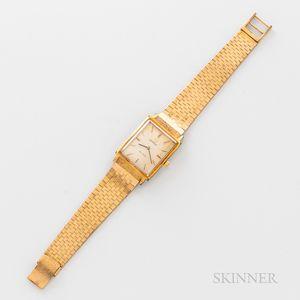 "Omega Tank-style ""De Ville"" Reference 111-057 Wristwatch"