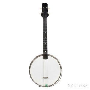 Gibson TB-1 Trapdoor Tenor Banjo, c. 1923