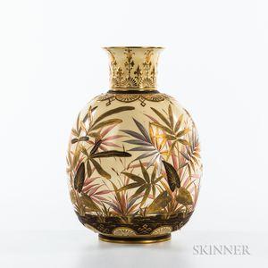 Derby Porcelain Vase