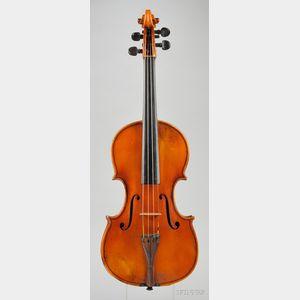 Italian Violin, Enrico Piretti, Bologna, 1931