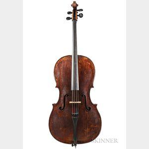 German Violoncello, Early 19th Century