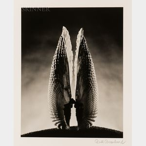 Ruth Bernhard (American, 1905-2006)      Angelwing