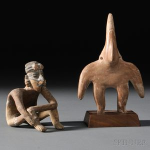 Two Jalisco Figures