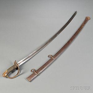 Model 1840 Cavalry Saber