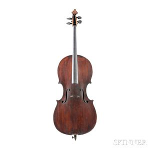 19th Century European Violoncello