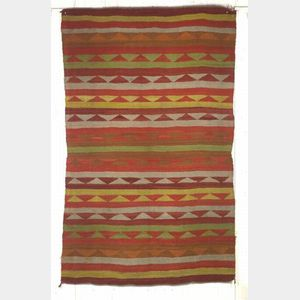 Southwest Transitional Weaving