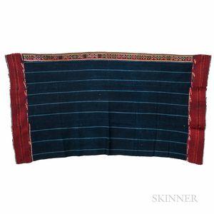 Burmese Tribal Textile