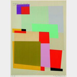 Michiel Gloeckner  (American, 1915-1989)      Untitled