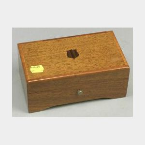 Five Miniature Musical Boxes