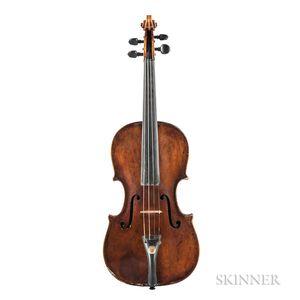 Violin, Ascribed to Pietro Pallotta