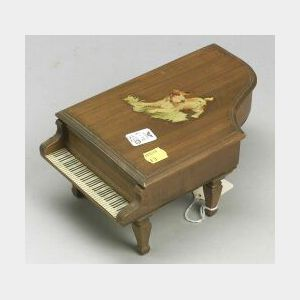 Two Piano-form Musical Boxes