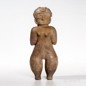 Chorrera Female Figure