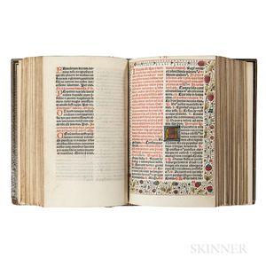 Breviarium Cartusianum  , [edited by] Conventus Cartusianorum de Padua.