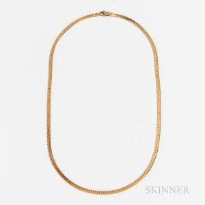18kt Gold Chain
