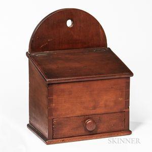 Shaker Cherry Hanging Box