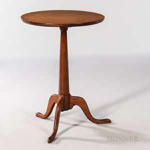 Shaker Maple Candlestand