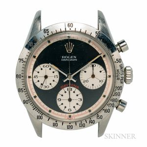 "Sold for: $200,000 - Single-owner Rolex Daytona Reference 6239 ""Exotic"" Dial Wristwatch"