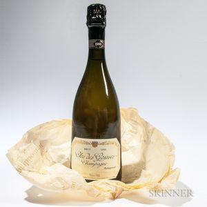 Philipponnat Clos des Goisses 1996, 1 bottle