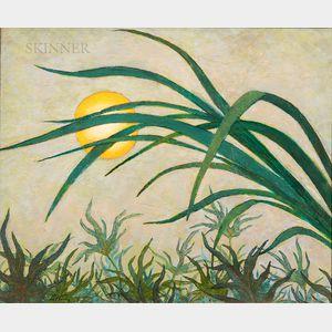 Emlen Pope Etting Jr. (American, 1905-1993)      Tropical Sun