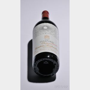 Chateau Mouton Rothschild 2002