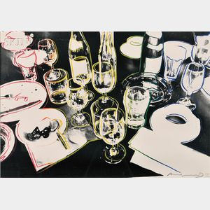 Andy Warhol (American, 1928-1987)      After the Party