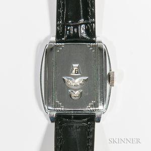 Hamilton Jump Hour Wristwatch