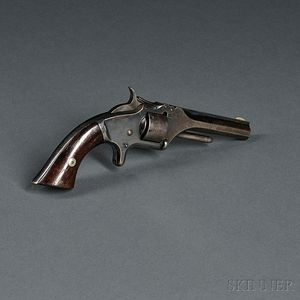 Smith and Wesson Model Number One, Second Issue