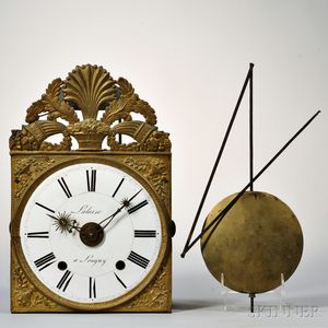 Latarse Morbier Clock