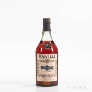 Martell, 1 4/5 quart bottle