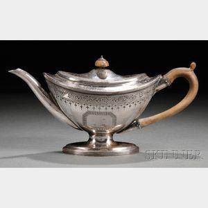 George III Teapot