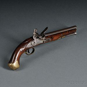 Flintlock Horse Pistol