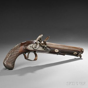 Prosser Flintlock Pistol
