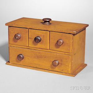 Maple Storage Box