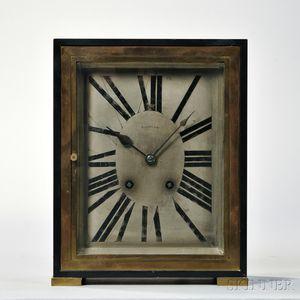 Tiffany & Co. Art Deco Shelf Clock