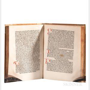 Caracciolus, Robertus (1425-1495) Sermones de Timore Divinorum Iudiciorum; Epistola ad Johannem de Aragonia; Sermo de Morte.