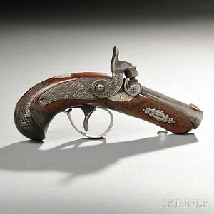 Philadelphia Deringer Pistol