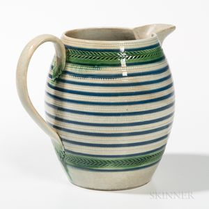Mocha Barrel-shaped Jug