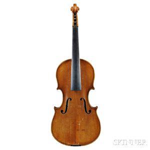 American One-quarter Size Violin, Vaido Radamus, Minneapolis, c. 1970