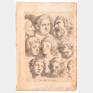 Palma, Giacomo (1544-1628) Regole per Imprar a Disegnar.